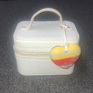 Juicy couture mini travel bag